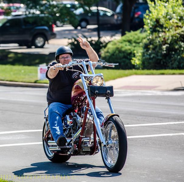 Pattonville Reunion Ride 2013-1-2