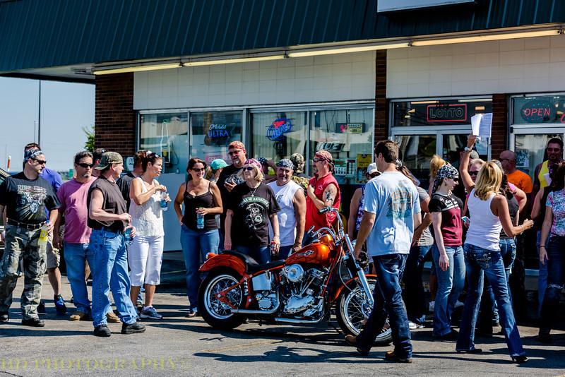 Pattonville Reunion Ride 2013-1-14