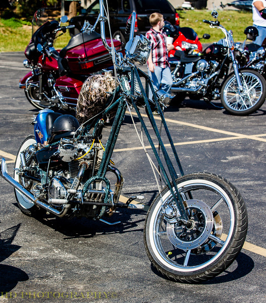 Pattonville Reunion Ride 2013-1-22