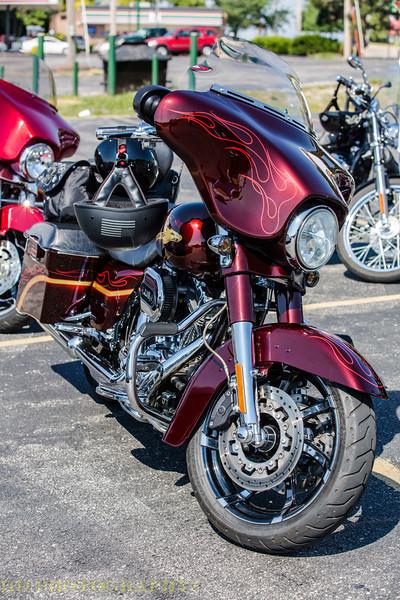 Pattonville Reunion Ride 2013-1-18