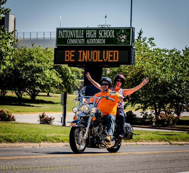 Pattonville Reunion Ride 2013-1-12
