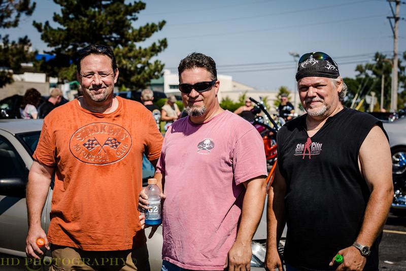 Pattonville Reunion Ride 2013-1-20