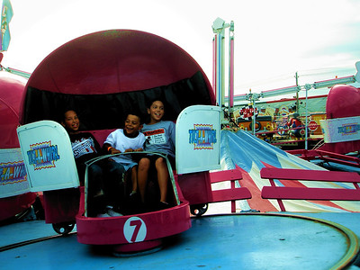 What Fair or Carvival would be complete with out a Tilt-A-Whirl?
