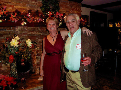 Cathy and Barry show that the season is all about good friends and happy times.