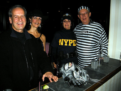 """Amato, JoAnne, Gloria and Chuck bring a whole new meaning to the term """"Motley Crew"""""""