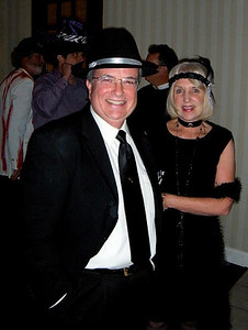 You're too happy to be a gangster, Harris, but Sue as your flapper is doin' okay.