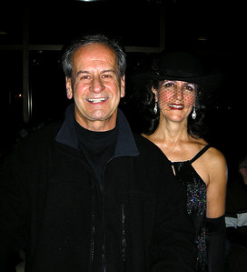 If JoAnne is a ventriloquist, what does that make Amato?  A very lucky guy.  JoAnne can stick her hand up my backside anytime.  My sales tag says I'm easy to manipulate...
