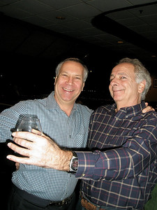 These guys could dance!  I don't think Jerry was too happy when Mike dipped him though.