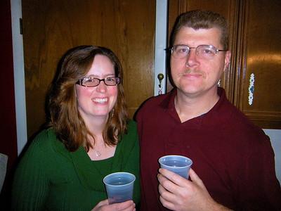 Lisa and Dave