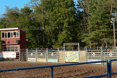 The Mountain Springs Rodeo Arena