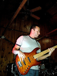 John, plays the Stratoflex Bicep Building Multiplex Guitar for the Aardvarks.  Sure it works!  The guy's ripped!