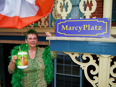 Marcy and MarcyPlatz...  One of the few good things in life you can count on!