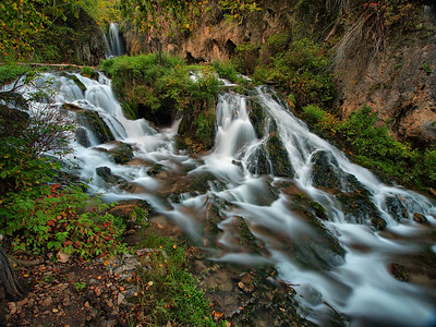 Roughlock Falls - 1