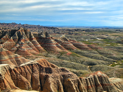 The Badlands - 1