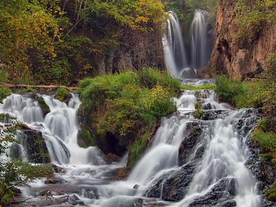 Roughlock Falls - 3