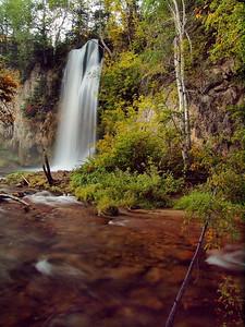 Spearfish Falls - 3
