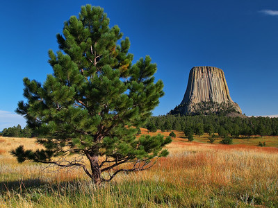 The Devil's Tower - 1