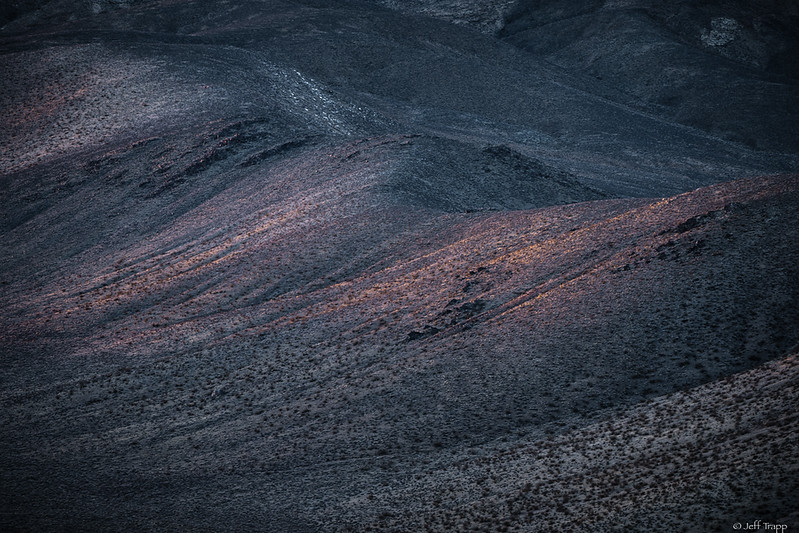 Aquereberry Point, Death Valley