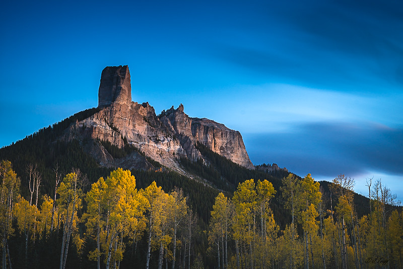 Chimney Rock, CO