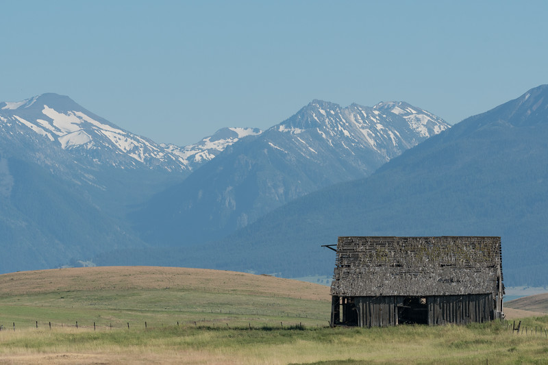 Wallowa Mountains