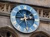 G80 + PL 100-400 @ 280 (560) 1-250s ISO 250  St Nickolas Church Clockface Newbury
