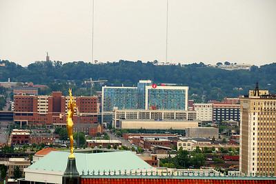A Birds Eye View of Birmingham Sept 2014