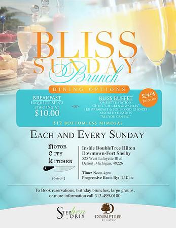 Bliss Sundays 5-15-16 Sunday