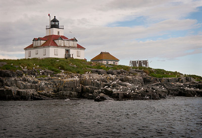 Egg Rock Lighthouse, Maine