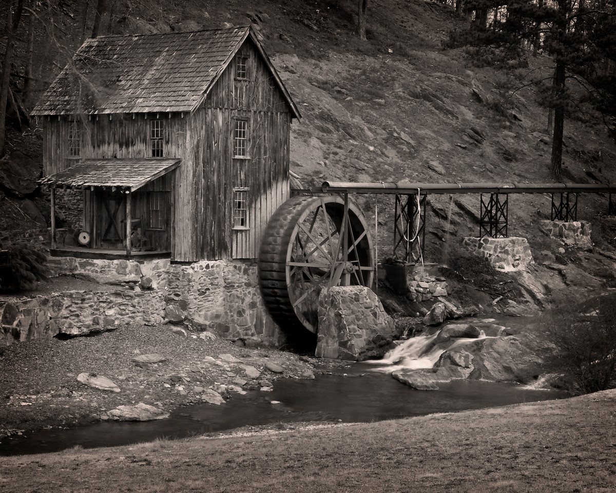 Sixes Mill, Woodstock GA