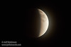 The moon nearing total eclipse (4/15/2014)<br /> TAMRON SP 150-600mm F/5-6.3 Di VC USD A011 @ 600mm f7 1/100s ISO800