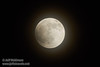 The moon just starting its eclipse through thin clouds (4/15/2014)<br /> TAMRON SP 150-600mm F/5-6.3 Di VC USD A011 @ 600mm f8 1/100s ISO500