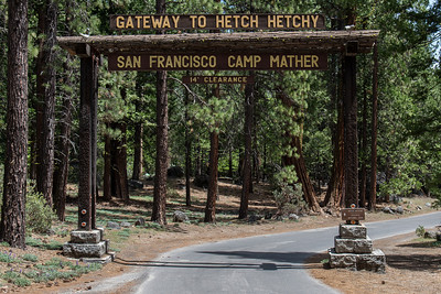 Welcome to Hetch Hetchy!