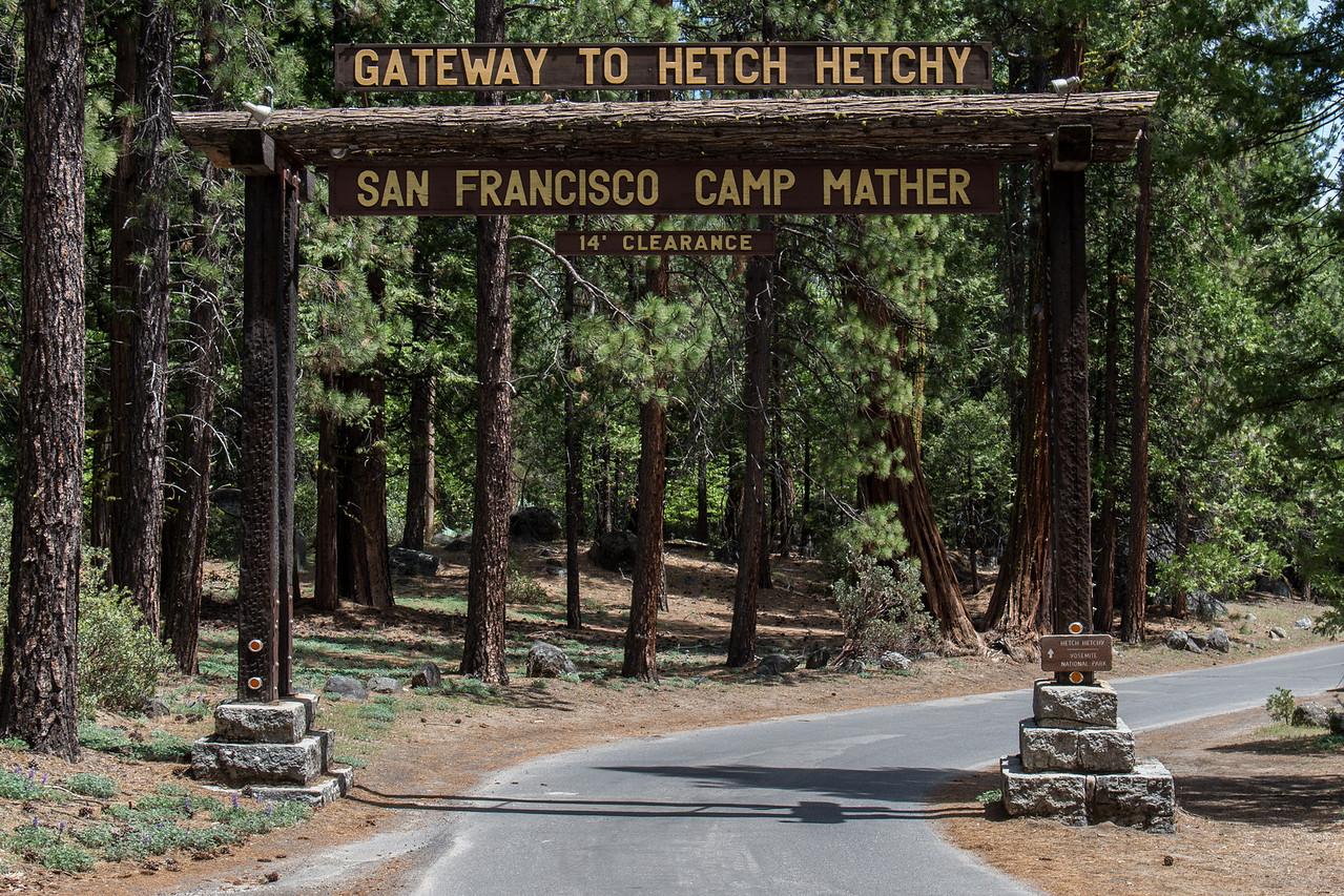 Welcome to Hetch Hetchy!
