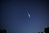 Huge Perseid Meteor