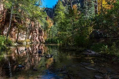 West Fork Oak Creek