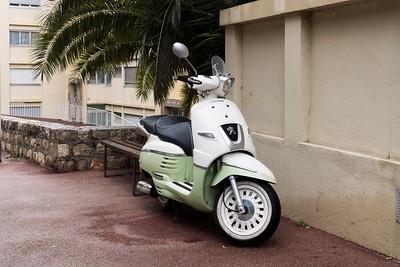 Peugeot Scooter - Cap D'Ail 2018