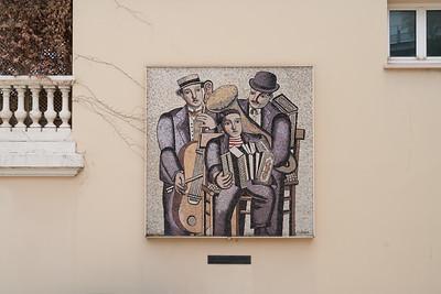 Les Trois Musiciens Monaco