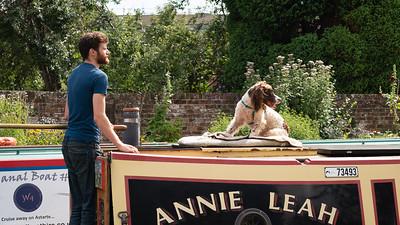 Annie Leah Canal Boat