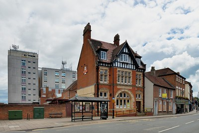 Newbury Post Office Cheap Street - relocating to WH Smith in Northbrook Street after 120 Years