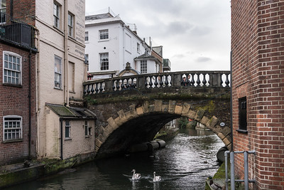 Bridge of Pies - Newbury Berkshire
