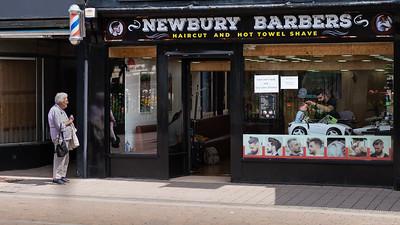 The Newbury Barbers  - Part 2