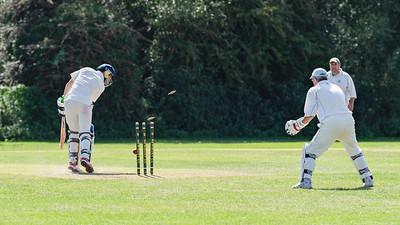 Owzthat! - Newbury Cricket Club 22nd August 2020