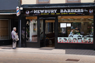 The Newbury Barbers