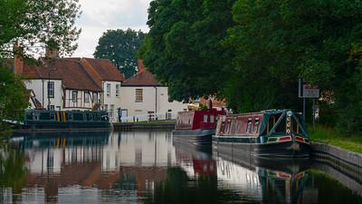 Canalside West Mills Newbury