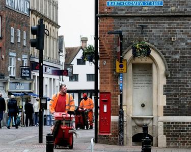 Bartholomew Street Newbury Berkshire
