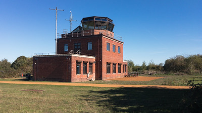 Greenham Common Newbury - The refurbished Control Tower