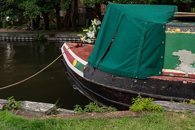 Moored - Kennet and Avon Canal Newbury