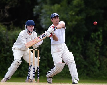 Northcroft Cricket - Eyes on the ball