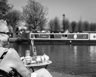 Place No 1 Canalside Cafe  - Newbury