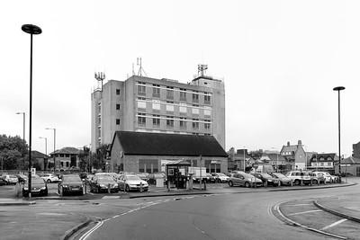 Newbury Berkshire - The Wharf to Bear Lane